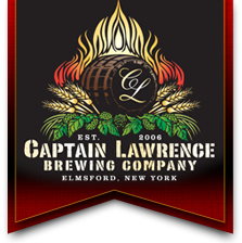 Captain Lawrence Imperial Smoked Porter beer Label Full Size