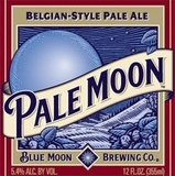 Blue Moon Pale Moon beer