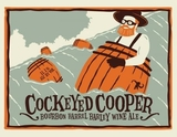 Uinta Crooked Line Cockeyed Cooper Beer