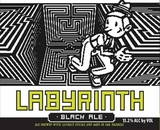 Uinta Labyrinth Black Ale beer