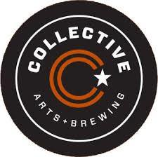 Collective Arts Ransack The Universe beer Label Full Size