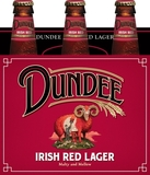 Dundee Irish Red Lager beer