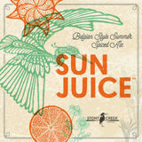 Stony Creek Sun Juice Beer