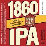 McGillin's 1860 IPA beer