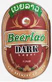 Beerlao Dark beer