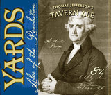 Yards Thomas Jefferson Tavern Ale Bourbon Barrel beer