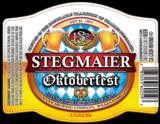 Stegmaier Oktoberfest beer