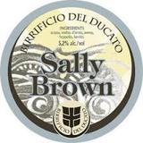 Birrificio del Ducato Sally Brown beer