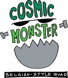 Spring House Cosmic Monster beer
