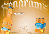 Seagrams Escapes Mango beer