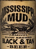 Mississippi Mud Black & Tan beer