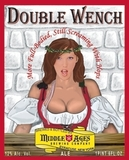 Middle Ages Double Wench beer