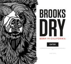Brooks Dry Cider Beer