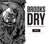 Brooks Dry Cider Beer