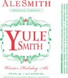 AleSmith YuleSmith Holiday Ale beer