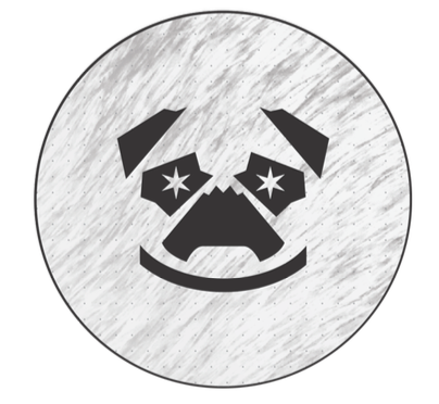 Maplewood Fat Pug beer Label Full Size