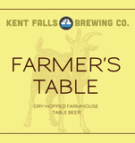 Kent Falls Farmer's Table Beer
