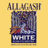 Allagash White beer Label Full Size