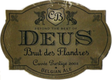Brouwerij Bosteels Deus beer