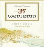 BV Coastal Estates Cabernet Sauvignon wine