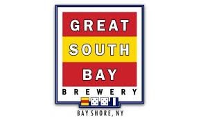 Great South Bay Lager beer Label Full Size