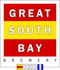 Great South Bay Blonde Ambition beer Label Full Size