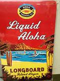 Liquid Aloha Longboard Island Lager beer
