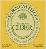 Farnum Hill Farmhouse beer
