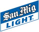 San Miguel Light beer