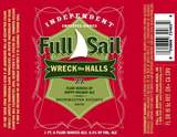 Full Sail Wreck The Halls beer