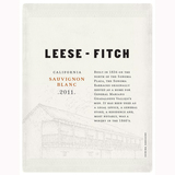 Leese-Fitch Sauvignon Blanc Beer