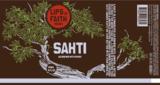 New Belgium Lips of Faith: Sahti beer