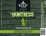 Relic The Huntress DIPA Beer