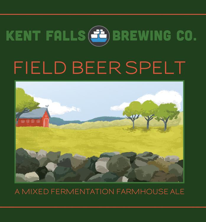 Kent Falls Field Beer Spelt Beer