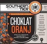 Southern Tier Choklat Oranj Beer
