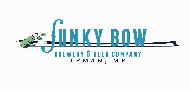 Funky Bow Midnight Special Coffee Porter beer Label Full Size
