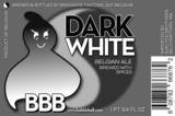 Fantome BBB Dark White beer
