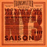 Transmitter NY3 New York Saison beer