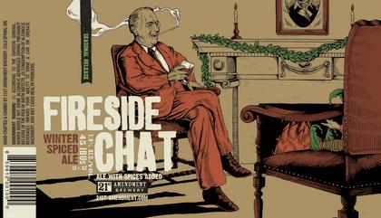 21st Amendment Fireside Chat Beer