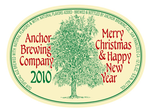 Anchor Christmas 2010 beer