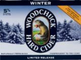 Woodchuck Winter beer