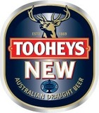 Tooheys New beer