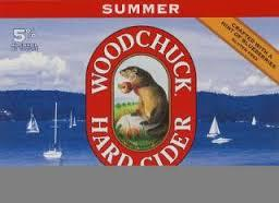 Woodchuck Summer Time beer Label Full Size