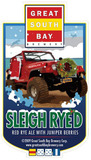 Great South Bay Sleigh Ryed beer