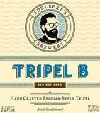 Oxfordshire Tripel B beer