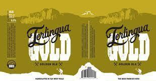 Big Bend Terlingua Golden Ale Beer