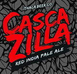 Ithaca Cascazilla Red IPA beer