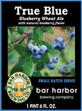 Bar Harbor True Blue Blueberry Ale Beer