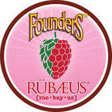 Founders Rubaeus Nitro beer