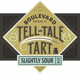 Boulevard Smokestack Series Tell Tale Tart Beer